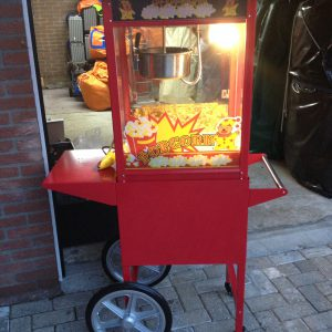 Popcorn & Poffertjes